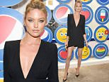NEW YORK, NY - JULY 14: Model Martha Hunt attends the opening party and celebration of LOVE: From Cave to Keyboard, Imagined by Pepsi at 433 Broadway on July 14, 2016 in New York City.  (Photo by Theo Wargo/Getty Images for Pepsi)