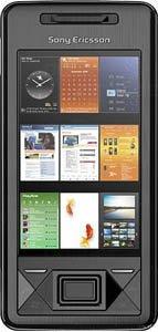 Новый мобильный телефон Sony Ericsson Xperia X1
