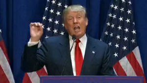Donald Trump Drops Out, Claims 'Joke Has Gone Too Far'