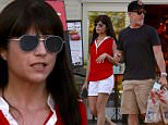 EXCLUSIVE: Selma Blair looking healthy while buying groceries with a mystery man in Beverly Hills, CA\n\nPictured: Selma Blair\nRef: SPL1318408  160716   EXCLUSIVE\nPicture by: Marcus / Splash News\n\nSplash News and Pictures\nLos Angeles: 310-821-2666\nNew York: 212-619-2666\nLondon: 870-934-2666\nphotodesk@splashnews.com\n