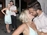 Picture Shows: Kelsey Hardwick, Tom Parker  July 16, 2016\n \n Celebrities attend 'The Wanted' singer Tom Parkers engagement party to long time girlfriend Kelsey Hardwick. The party was held at The Butcher's Hook and Cleaver in London, England.\n \n Non-Exclusive\n WORLDWIDE RIGHTS\n \n Pictures by : FameFlynet UK © 2016\n Tel : +44 (0)20 3551 5049\n Email : info@fameflynet.uk.com