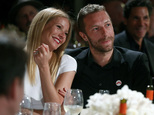 "FILE - This Jan. 11, 2014 file photo shows actress Gwyneth Paltrow, left, and her husband, singer Chris Martin at the 3rd Annual Sean Penn and Friends Help Haiti Home Gala in Beverly Hills, Calif. A Los Angeles judge on Thursday, July 14, 2016, finalized the pair's divorce more than two years after they announced that they were going through a process called ""conscious uncoupling."" The judgment provides few details, but states neither Paltrow or Martin is entitled to spousal support. (Photo by Colin Young-Wolff /Invision/AP, File)"