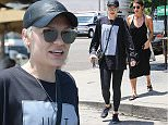 West Hollywood, CA - Jessie J rocks some Nike gear while out to lunch with a gal pal. Jessie smiles to the cameras as she climbs into her ride.\n  \nAKM-GSI       July 15, 2016\nTo License These Photos, Please Contact :\nMaria Buda\n(917) 242-1505\nmbuda@akmgsi.com\nsales@akmgsi.com\nMark Satter\n(317) 691-9592\nmsatter@akmgsi.com\nsales@akmgsi.com\nwww.akmgsi.com