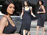 Picture Shows: Kylie Jenner  July 14, 2016\n \n Reality star Kylie Jenner is spotted out shopping at Barneys New York after visiting her sister Kendall in Beverly Hills, California. Kylie continues to show off the diamond ring given to her by her boyfriend Tyga despite denying they are engaged.\n \n Non Exclusive\n UK RIGHTS ONLY\n \n Pictures by : FameFlynet UK © 2016\n Tel : +44 (0)20 3551 5049\n Email : info@fameflynet.uk.com