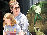 Picture Shows: Melissa McCarthy, Vivian Falcone  July 16, 2016\n \n 'Ghostbusters' actress Melissa McCarthy was spotted paying for parking before shopping with her daughter in Los Angeles, California.\n \n Non Exclusive\n UK RIGHTS ONLY\n \n Pictures by : FameFlynet UK © 2016\n Tel : +44 (0)20 3551 5049\n Email : info@fameflynet.uk.com