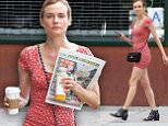eURN: AD*213113658  Headline: EXCLUSIVE: Diane Kruger spotted in on her birthday in NYC today Caption: EXCLUSIVE: Diane Kruger spotted on her 40th birthday in NYC today. The Inglourious Bastards actress looked lovely in a pattern cranberry  form fitting mini dress as she made her way through Lower Manhattan in the sweltering sun.  Please byline:TheImageDirect.com *EXCLUSIVE PLEASE EMAIL sales@theimagedirect.com FOR FEES BEFORE USE Photographer: TheImageDirect.com  Loaded on 16/07/2016 at 17:35 Copyright:  Provider: TheImageDirect.com  Properties: RGB JPEG Image (2923K 239K 12.3:1) 809w x 1233h at 72 x 72 dpi  Routing: DM News : GeneralFeed (Miscellaneous) DM Showbiz : SHOWBIZ (Miscellaneous) DM Online : Online Previews (Miscellaneous), CMS Out (Miscellaneous)  Parking: