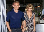 TAYLOR SWIFT AND TOM HIDDLESTON HEAD OUT FOR DINNER  10 July 2016 ©MEDIA-MODE.COM