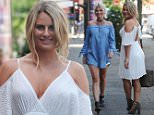 18 Jul 2016 - essex - uk  Chloe Sims and Danielle Armstrong look dressed for summer as they film scenes for TOWIE.   BYLINE MUST READ : XPOSUREPHOTOS.COM  ***UK CLIENTS - PICTURES CONTAINING CHILDREN PLEASE PIXELATE FACE PRIOR TO PUBLICATION ***  **UK CLIENTS MUST CALL PRIOR TO TV OR ONLINE USAGE PLEASE TELEPHONE   44 208 344 2007 **