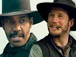 Published on Jul 18, 2016\nJustice has a number #Mag7\n\nIn theaters September 23rd\n\nFor more of 'The Magnificent Seven':\n\nFACEBOOK: https://www.facebook.com/Mag7Movie\nTWITTER: https://twitter.com/Mag7Movie\nINSTAGRAM: https://www.instagram.com/Mag7Movie\n\nSubscribe for exclusives: http://bit.ly/SonyPicsSubscribeYT\n\nDirector Antoine Fuqua brings his modern vision to a classic story in Metro-Goldwyn-Mayer Pictures¿ and Columbia Pictures¿ The Magnificent Seven. With the town of Rose Creek under the deadly control of industrialist Bartholomew Bogue (Peter Sarsgaard), the desperate townspeople employ protection from seven outlaws, bounty hunters, gamblers and hired guns ¿ Sam Chisolm (Denzel Washington), Josh Farraday (Chris Pratt), Goodnight Robicheaux (Ethan Hawke), Jack Horne (Vincent D¿Onofrio), Billy Rocks (Byung-Hun Lee), Vasquez (Manuel Garcia-Rulfo), and Red Harvest (Martin Sensmeier). As they prepare the town for the violent showdown that they know is coming, these seven