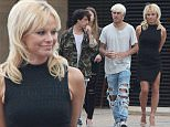 eURN: AD*213223738  Headline: ***EXCLUSIVE*** Pamela Anderson and sons Dylan and Brandon leaving Nobu in Malibu Caption: Pictured: Pamela Anderson, Dylan Jagger Lee, Brandon Thomas Lee Mandatory Credit © DRILA/Broadimage ***EXCLUSIVE*** Pamela Anderson and sons Dylan and Brandon leaving Nobu in Malibu  7/17/16, Malibu, California, United States of America  Broadimage Newswire Los Angeles 1+  (310) 301-1027 New York      1+  (646) 827-9134 sales@broadimage.com http://www.broadimage.com  Photographer: DRILA/Broadimage  Loaded on 18/07/2016 at 06:21 Copyright:  Provider: DRILA/Broadimage  Properties: RGB JPEG Image (12256K 984K 12.5:1) 2100w x 1992h at 300 x 300 dpi  Routing: DM News : GroupFeeds (Comms), GeneralFeed (Miscellaneous) DM Showbiz : SHOWBIZ (Miscellaneous) DM Online : Online Previews (Miscellaneous), CMS Out (Miscellaneous)  Parking:
