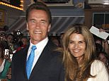 Arnold Schwarzenegger, Governor of California, and wife Maria Shriver (Photo by SGranitz/WireImage)