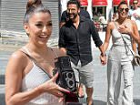 Actress Eva Longoria and Jose Baston in Marbella, Spain.\nEva Longoria, Jose Baston\n19 July 2016.\nPlease byline: G Tres/Vantagenews.com