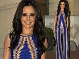 Simon Cowell, Cheryl Fernandez-Versini and a host showbiz guests arrive at the Syco summer party at the Grand Hall