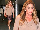 Please contact X17 before any use of these exclusive photos - x17@x17agency.com   Caitlyn Jenner wore an earth-toned outfit for her flight back to LA from Canada.  Scheduled to attend the Republican National Convention in Cleveland and is rumored to support the Trump campaign.  Sunday, July 17, 2016  X17online.com