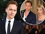"Tom Hiddleston attends a gala screening of ""High-Rise"""