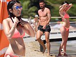 18.July.2016 - St Tropez - France\nArsenal and France striker Olivier Giroud on holiday with his wife pregnant wife Jenniferand their daughter Jade is accompanied by friends in St Tropez.\n*** AVAILABLE FOR UK SALE ONLY ***\nBYLINE MUST READ : NO CREDIT\n***UK CLIENTS - PICTURES CONTAINING CHILDREN PLEASE PIXELATE FACE PRIOR TO PUBLICATION ***\n**UK CLIENTS MUST CALL PRIOR TO TV OR ONLINE USAGE PLEASE TELEPHONE 0208 344 2007**