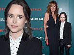 """NEW YORK, NY - JULY 19:  Allison Janney and Ellen Page attend a special screening of """"Tallulah"""" hosted by Netflix at Landmark Sunshine Cinema on July 19, 2016 in New York City.  (Photo by Jamie McCarthy/Getty Images)"""