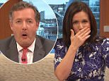 Susanna stuck live on air with food in her mouth and Piers taking the piss Piers and Susanna