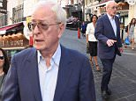 Picture Shows: Shakira Caine, Michael Caine  July 19, 2016\n \n Michael Caine and wife Shakira arrive at the China Exchange for the '60 minutes within Michael Caine' in London, England, UK.\n \n Non-Exclusive\n WORLDWIDE RIGHTS\n \n Pictures by : FameFlynet UK © 2016\n Tel : +44 (0)20 3551 5049\n Email : info@fameflynet.uk.com