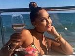 Adrienne Bailon Instagram