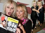Mandatory Credit: Photo by Marion Curtis/StarPix/REX/Shutterstock (5777991b)\nJoanna Lumley, Jennifer Saunders\nSpecial New York Tastemaker Screening of  Fox Searchlight Pictures 'Absolutely Fabulous: The Movie', USA - 20 Jul 2016\n