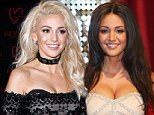 Actress Michelle Keegan attends the British Soap Awards at Media City in Manchester, England