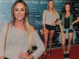Celebrities arrive for the launch of the Ghost Train by Darren Brown\nFeaturing: Charlotte Crosby\nWhere: LONDON, United Kingdom\nWhen: 21 Jul 2016\nCredit: David Sims/WENN.com
