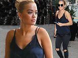 21.July.2016 - New York - USA\n**STRICTLY AVAILABLE FOR UK AND GERMANY USE ONLY**\nNew York, NY - Rita Ora steps out in a sexy slip top following some work on 'Americas Next Top Model' in New York this afternoon.\nBYLINE MUST READ : AKM-GSI-XPOSURE\n***UK CLIENTS - PICTURES CONTAINING CHILDREN PLEASE PIXELATE FACE PRIOR TO PUBLICATION ***\n*UK CLIENTS MUST CALL PRIOR TO TV OR ONLINE USAGE PLEASE TELEPHONE 0208 344 2007*\n