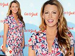 """Target's """"Cat And Jack"""" Brand Launch - Red Carpet Arrivals\nFeaturing: Blake Lively\nWhere: New York, New York, United States\nWhen: 22 Jul 2016\nCredit: Ivan Nikolov/WENN.com"""