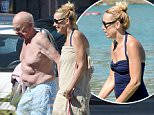 18.July.2016 - French Riviera - FRANCE CEO of News Corporation Rupert Murdoch at the beach in Saint Clair, Lavandou with his new wife, model Jerry Hall! BYLINE MUST READ : E-PRESS / XPOSUREPHOTOS.COM *AVAILABLE FOR UK SALE ONLY* ***UK CLIENTS - PICTURES CONTAINING CHILDREN PLEASE PIXELATE FACE PRIOR TO PUBLICATION ****** **UK CLIENTS MUST CALL PRIOR TO TV OR ONLINE USAGE PLEASE TELEPHONE  44 208 344 2007 ***