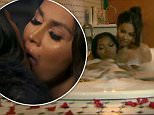 """LOS ANGELES, CA ¿ July 19, 2016: Famously Single\nWith the help of Dr. Darcy, supermodel Jessica White explores her block when it comes to dating. Somaya and Jessica share a surprisingly intimate bubble bath.\nFamously Single"""" is the unscripted series centers on eight lovelorn celebrities who move into a loft in downtown Los Angeles together to get to the root of their romantic problems. By revealing the truth behind their public breakups and bad relationships, and with the help of a team of experts, the participants attempt to identify and solve their relationship issues once and for all.\nThrough a series of group exercises, one-on-one sessions and real dates, viewers will get an intimate look at the stars' emotional journeys as they challenge each other and learn how to find love.\n"""