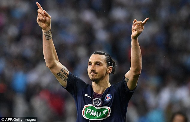United could have a player of similar ilk to Cantona if they sign Zlatan Ibrahimovic for next season