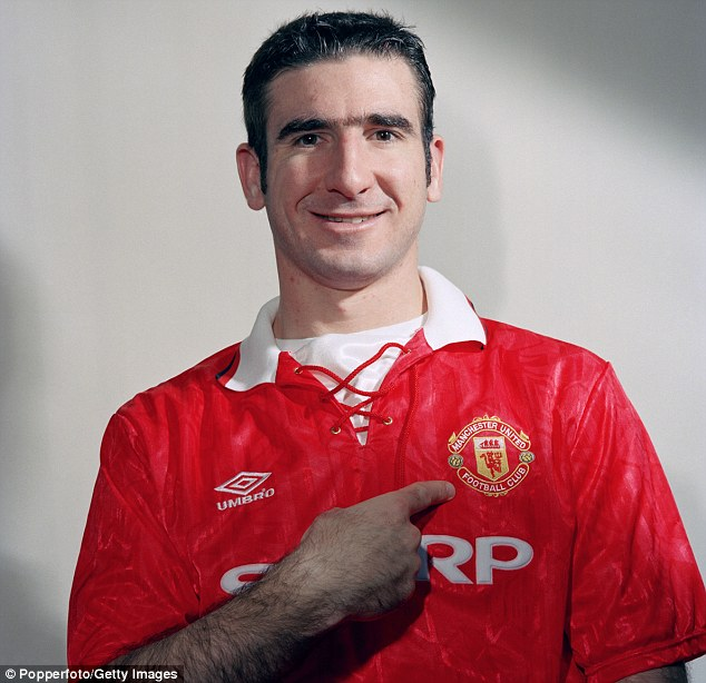 But Cantona signed for Manchester United before the year was out and went on to become a legend there