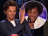 """NEW YORK, NY ? July 20, 2016. America's Got Talent\nThe judges push their favorites through to the next round. Louis Tomlinson sits in a guest judge.\nAfter a record-breaking 10th season, NBC's top-rated summer series """"America's Got Talent"""" returns with some big news: """"Got Talent"""" creator and executive producer Simon Cowell joins the judges panel alongside Heidi Klum, Mel B and Howie Mandel.  \nNick Cannon is back as host, and the series returns to Los Angeles this summer, with live shows broadcast from the famed Dolby Theater.  \nWith the search open to acts of all ages and talents, """"America's Got Talent"""" has brought the variety format back to the forefront of American culture by showcasing unique performers from across the country. The series is a true celebration of creativity and talent, featuring a colorful array of singers, dancers, comedians, contortionists, impressionists, jugglers, magicians, ventriloquists and hopeful stars, all vying to win America's hearts and the $1 milli"""