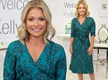 NEW YORK, NY - JULY 20:  Kelly Ripa attends the launch of Kelly Ripa's Home Collection for Macy's at Macy's Herald Square on July 20, 2016 in New York City.  (Photo by Neilson Barnard/Getty Images)