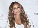 LOS ANGELES, CA - JULY 12:  TV Personality Adrienne Bailon attends 2016 ESPYs Talent Resources Sports Luxury Lounge on July 12, 2016 in Los Angeles, California.  (Photo by Tasia Wells/Getty Images for Talent Resources Sports )