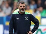 Republic of Ireland assistant manager Roy Keane during the UEFA Euro 2016, Group E match at the Stade de France, Paris. PRESS ASSOCIATION Photo. Picture date: Monday June 13, 2016. See PA story SOCCER Republic. Photo credit should read: Chris Radburn/PA Wire. RESTRICTIONS: Use subject to restrictions. Editorial use only. Book and magazine sales permitted providing not solely devoted to any one team/player/match. No commercial use. Call +44 (0)1158 447447 for further information.