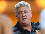 """Hull manager Steve Bruce during the pre-season friendly match at the One Call Stadium, Mansfield. PRESS ASSOCIATION Photo. Picture date: Tuesday July 19, 2016. See PA story SOCCER Mansfield. Photo credit should read: Barry Coombs/PA Wire. RESTRICTIONS: EDITORIAL USE ONLY No use with unauthorised audio, video, data, fixture lists, club/league logos or """"live"""" services. Online in-match use limited to 75 images, no video emulation. No use in betting, games or single club/league/player publications."""