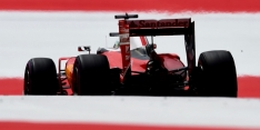 Vettel fastest in FP3 as Rosberg crashes
