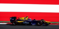 Three drivers handed GP2 grid penalties