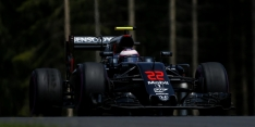Button feared qualifying was over after off