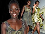 SAN DIEGO, CA - JULY 23:  Actress Lupita Nyong'o attends the Marvel Studios presentation during Comic-Con International 2016 at San Diego Convention Center on July 23, 2016 in San Diego, California.  (Photo by Albert L. Ortega/Getty Images)