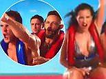 Ex On The Beach season 5 Gaz Beadle , Jemma Lucy and Chloe Goodman