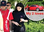 The Hollywood rumour millsare in full swing asking if Kylie Jenner is pregnant. Is Kylie showing a bump as she and Tyga go to an outing with Tyga's son to the 6 Flags Magic Mountain park\\nJuly 24, 2016 \\nX17online.com\\nNO WEB SITE USAGE UNTIL FIRST AGREED\\nMagazine USAGE DOUBLE NORMAL FEES\\nAny queries call X17 UK \\nAlasdair 0121 250 4956 / 07922364885\\nGary / Lynne 0034 966713949\\nGary 0034 686421720\\nLynne 0034 611100011