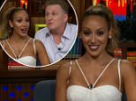 Watch What Happens Live  July 24, 2016 \nActors Michael Rapaport and TV personality Melissa Gorga visit with Andy.\nBravo network executive Andy Cohen discusses pop culture topics with celebrities and reality show personalities. \n