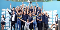 Buemi revels in Formula E title redemption
