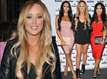 Mandatory Credit: Photo by Can Nguyen/REX/Shutterstock (5799959y) Chloe Ferry, Charlotte Crosby and Sophie Kasaei Mark Hill Hair, Pick N Mix launch event, London, UK - 27 Jul 2016