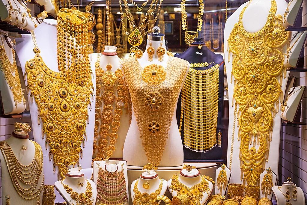 Traditional Souks of Dubai