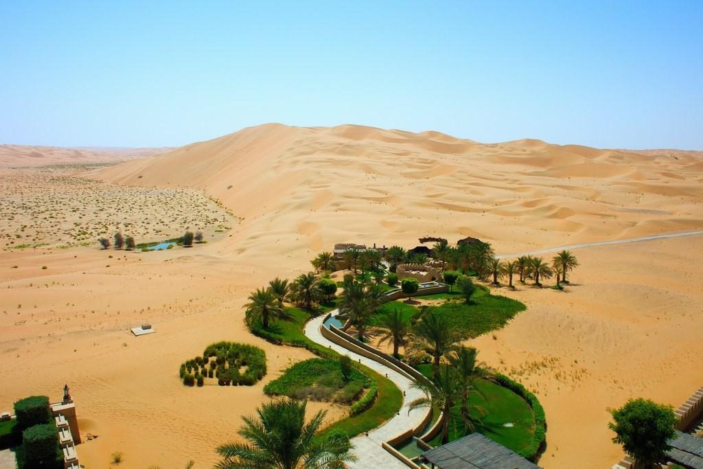 Liwa Desert Abu Dhabi