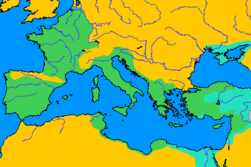 Roman Empire in 50 BC.png